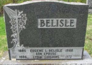 Eugène Belisle 1885-1968