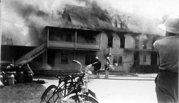 Incendie de la fromagerie de Marieville