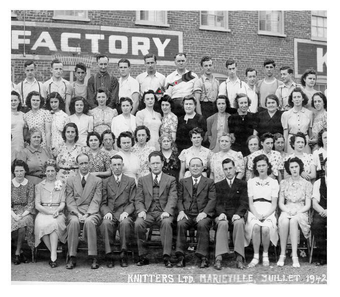 Knitters Ltd 1942