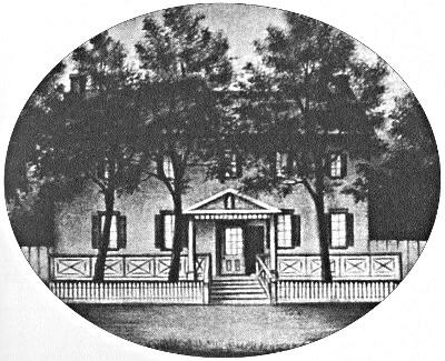 Premier couvent de Marieville